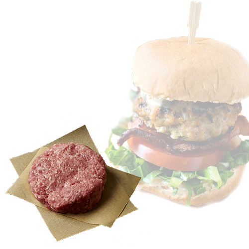 Veal Burgers - 4oz (Pack of 6)