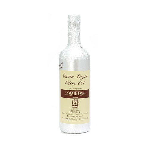 Raineri Silver Filtered Extra Virgin Olive Oil - 33.8oz