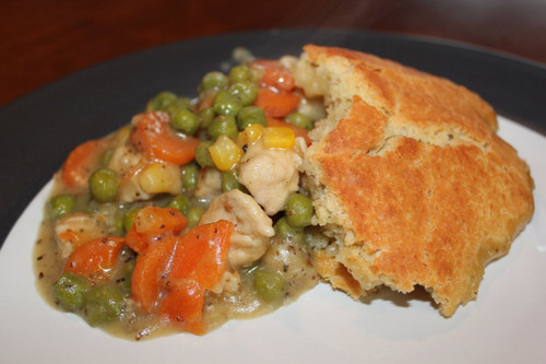 PastaCheese Chicken Pot Pie - 12oz