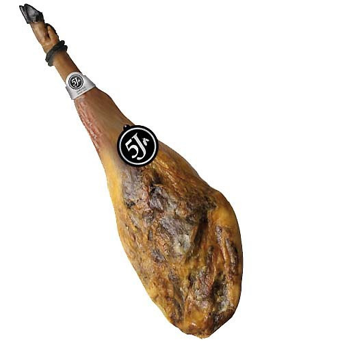 5J Cinco Jotas Jamon Bellota Bone In Spanish Ham - 14.5lb pc