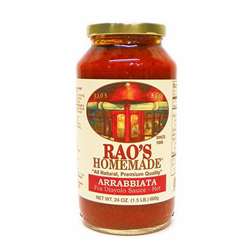 Rao's Homemade All Natural Arrabbiata Sauce - 24oz (Pack of 4)