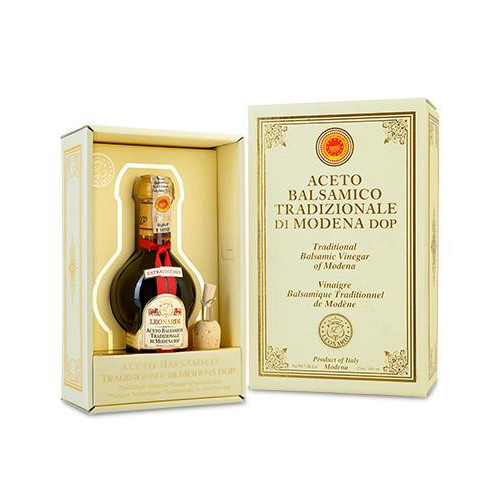 "Acetaia Leonardi ""Extra Vecchio"" Aged 30 Years Traditional Balsamic Vinegar of Modena D.O.P - 3.38oz"