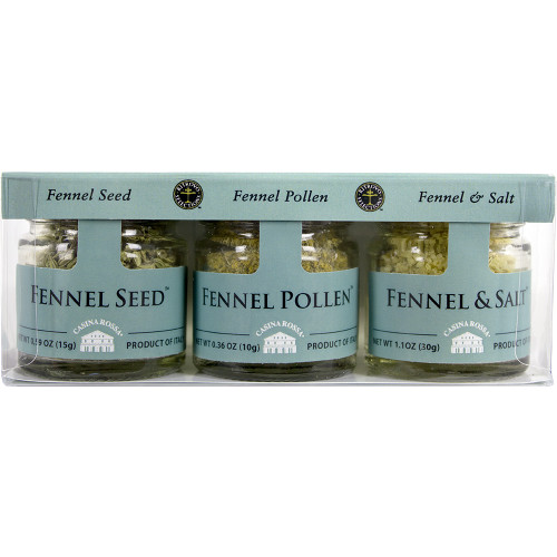 Casina Rossa Fennel Trio - 1oz