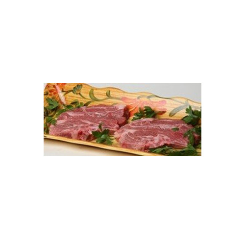 USDA Prime American Lamb Shoulder Blade Chops (Sold by the Pound)