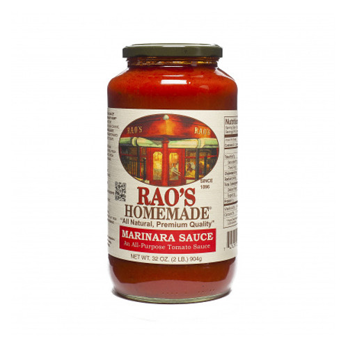 Rao's Homemade All Natural Marinara Sauce - 32oz (Pack of 6)