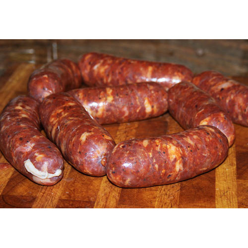 Pork Italian Sausage - Hot (Sold by the Pound)