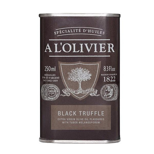 A L'Olivier Black Truffle Oil - 8.3oz