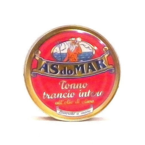 A's do Mar Tuna w/ Olive Oil in Tin - 7oz
