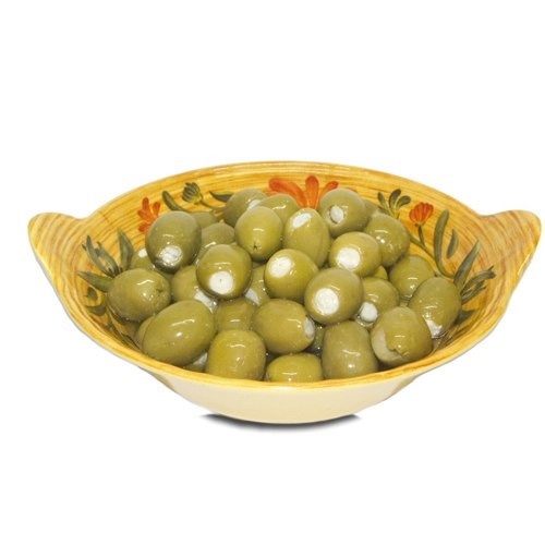 Green Olives Stuffed with Gorgonzola Cheese (Sold by the Pound)