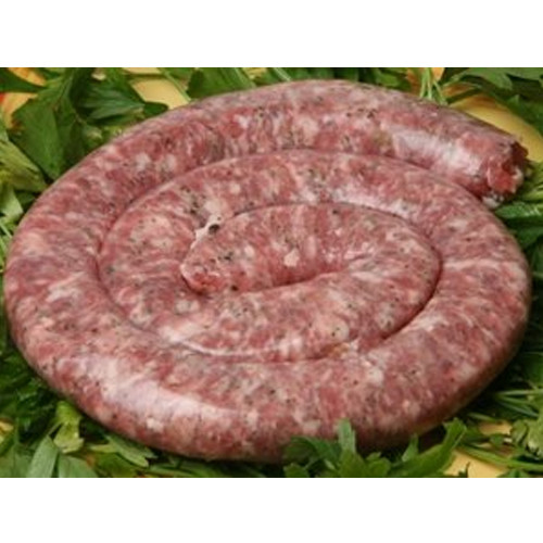 Pork Italian Sausage - Sicilian Style with Cheese (Sold by the Pound)