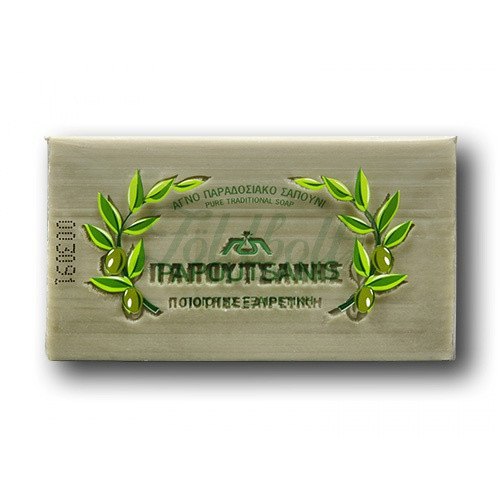 Papoutsanis Greek Olive Oil Pure Traditional Soap - 125g