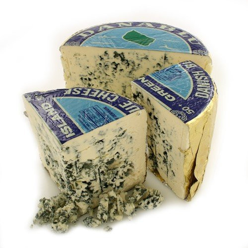 Danish Blue Cheese (Sold by the Pound)