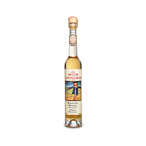 Acetaia Leonardi White Balsamic Vinegar - 3.38oz