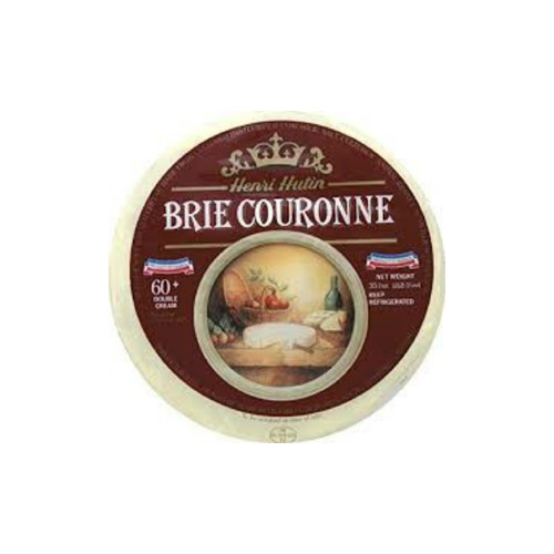 Brie 60% Henri Hutin (Sold by the Pound)