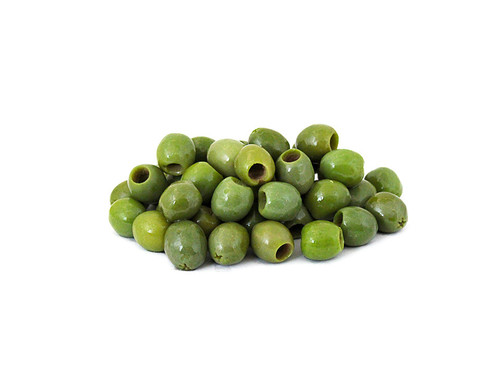 Green Pitted Castelvetrano Olives - Imported from Italy (Sold by the Pound)