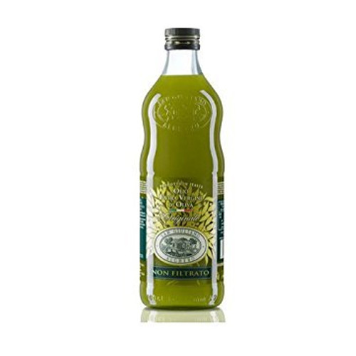 San Giuliano Freshly Stone Crushed Unfiltered Extra Virgin Olive Oil - 1l
