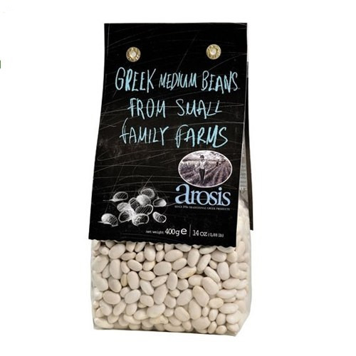 Arosis Medium (Papouda) Beans - 14oz