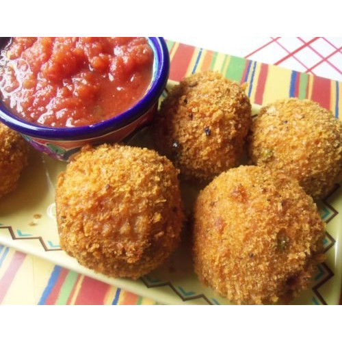 PastaCheese Mini Rice Balls - 6pc