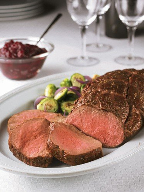 USDA Choice Beef Filet Mignon Roast
