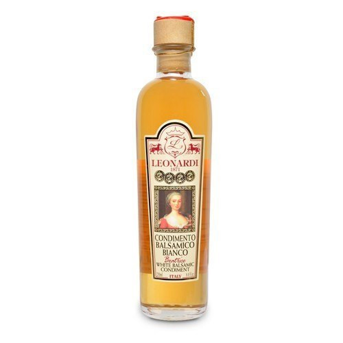 Acetaia Leonardi Beatrice White Balsamic Condiment - 8.45oz