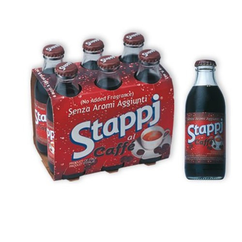 Stappj Coffee Soda - 6.8oz (6 Glass Bottles)