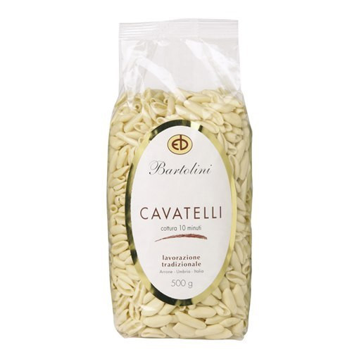 Bartolini Cavatelli Durum Wheat Semolina Pasta - 17.6oz