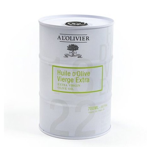 A L'Olivier Extra Virgin Olive Oil Tin - 23.7oz