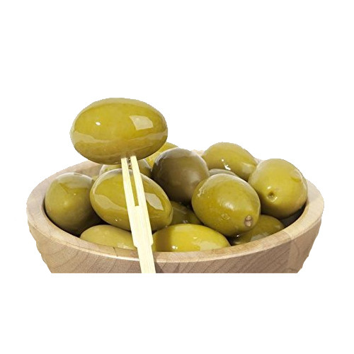 Cerignola Green Large Olives (Sold by the Pound)
