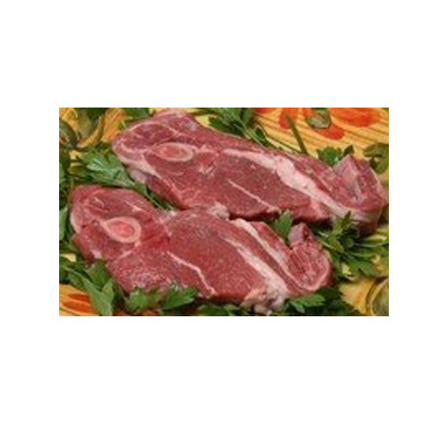 USDA Prime American Lamb Shoulder Round Bone