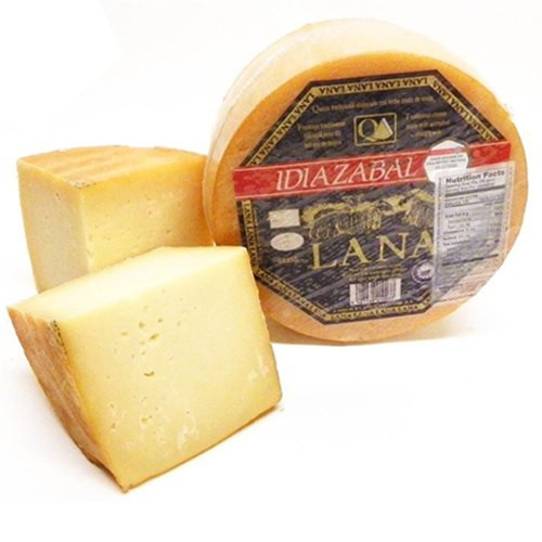 Idiazabal Smoked DOP Cheese (Sold by the Pound)