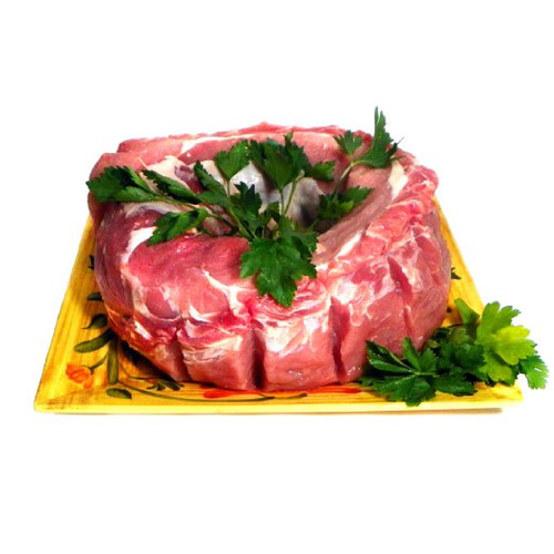 All Natural Pork Crown Roast Boneless - 8lbs