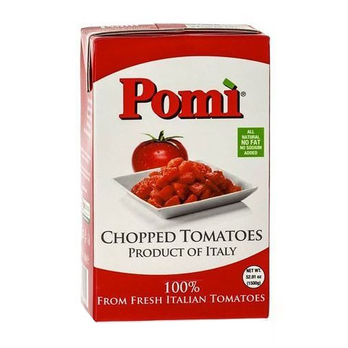 Pomi Chopped Tomatoes - 52.91oz (Pack of 4)