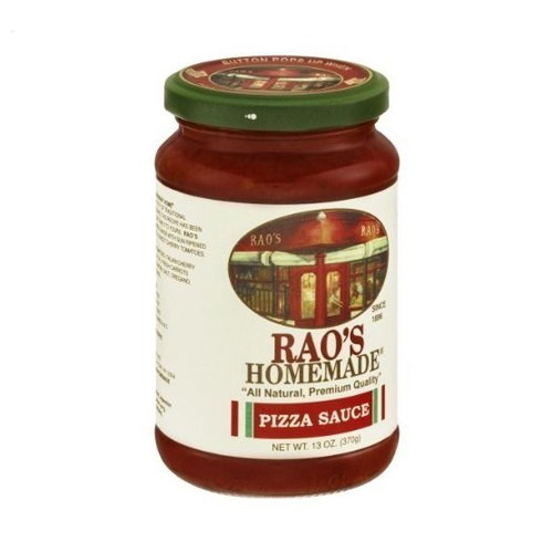 Rao's Homemade All Natural Pizza Sauce - 13oz (Pack of 6)