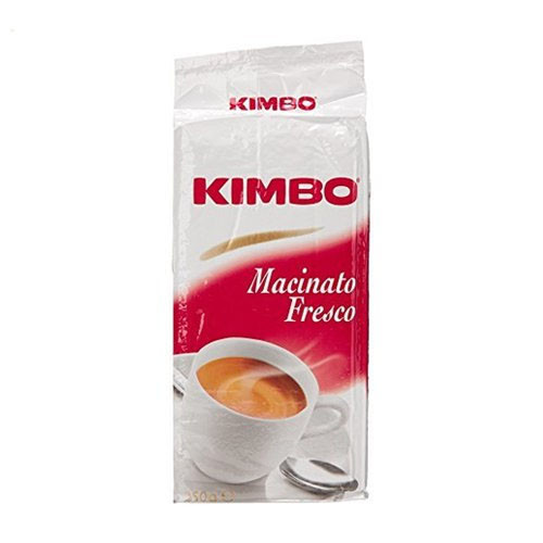 Kimbo Macinato Fresco Coffee - 8.8oz Brick (Pack of 2)