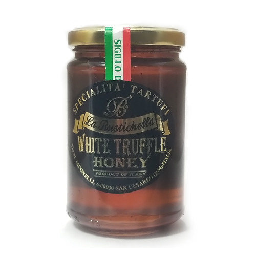 La Rustichella White Truffle Honey - 15.2 oz