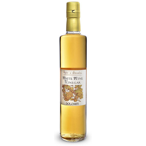 Pojer e Sandri White Wine Vinegar - 16.9oz