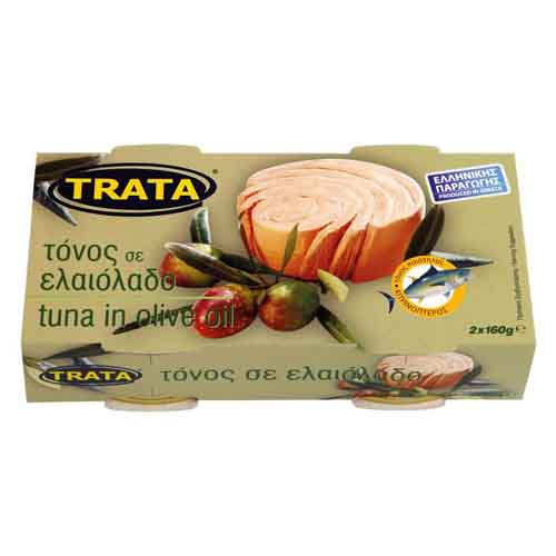 Trata Tuna in Oil - 320g