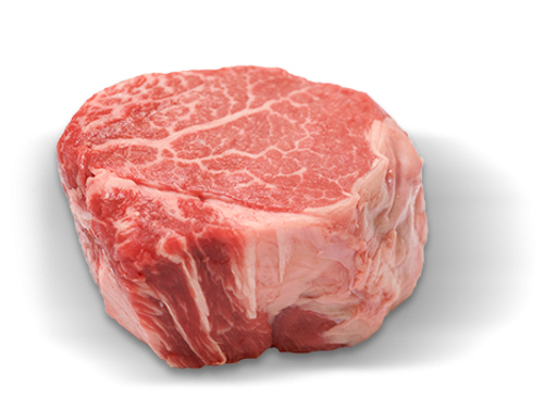 USDA PRIME BEEF FILET MIGNON STEAK