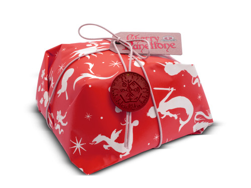 Sour Cherries Panettone 750 g