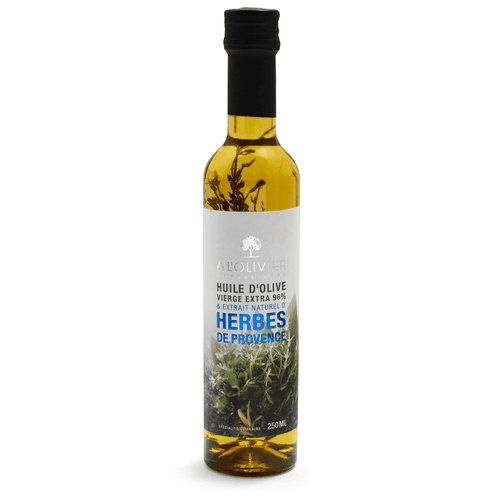 A L'olivier  Extra Virgin Olive Oil Infused With Herbs  8.4 FL