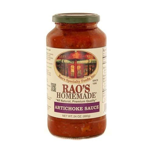 Copy of Rao's Homemade All Natural Artichoke Sauce - 24oz (Pack of 4)