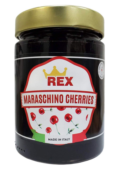 Rex Maraschino Cherries - 14.1 oz