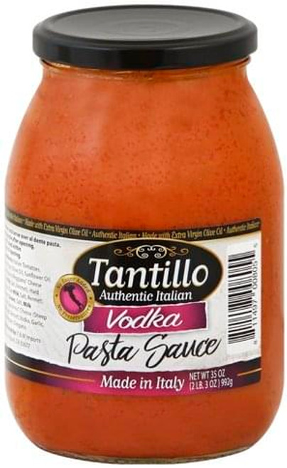 Tantillo Authentic Italian Vodka Sauce - 35 oz