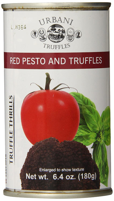 "Urbani Truffles ""Truffle Thrills"" Red Pesto and Truffles Sauce - 6.4oz"