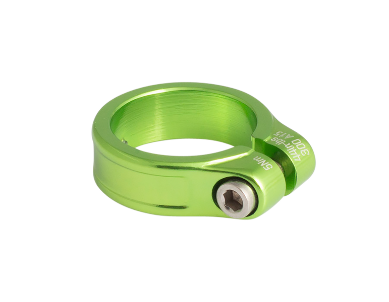 27.2mm Mountain Seatpost Clamp - Green