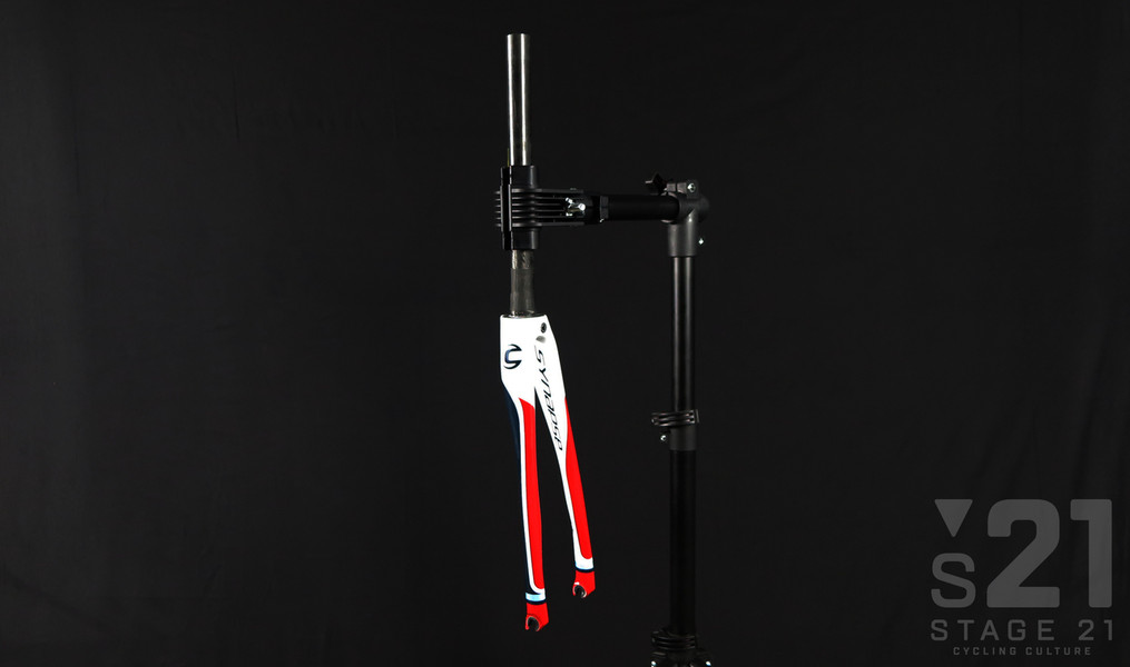 Cannondale Synapse 2 SM Fork - White/Red/Blue
