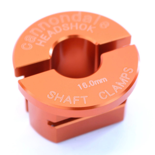 Lefty SuperMax & 2.0 16mm Shaft Clamps