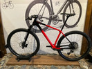 2021 Cannondale F-Si Carbon 3 Hardtail Mountain Bike - Medium - Saber