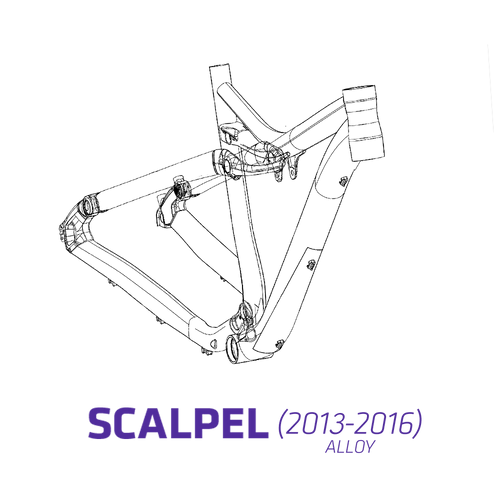 Parts Guide: Scalpel 29 Alloy