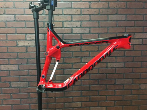Cannondale Trigger 27.5 Hi-Mod Front Triangle - Red